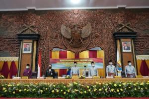DPRD Sukses Gelar Paripurna HUT-64 Provinsi Jambi