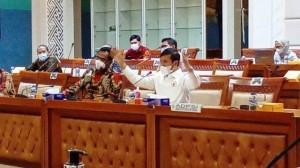 RDPU dengan DPR RI, Ketua DPRD Edi Purwanto Minta Pemerintah Libatkan DPRD dalam Perencanaan DAK