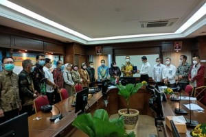 Kupas LKPj gubernur, Pansus IV konsultasi ke Kementerian Tenaga Kerja