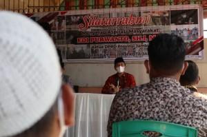 Ketua DPRD Provinsi Jambi Serap Aspirasi RT, Dokter, Budayawan Hingga Siswa SMA